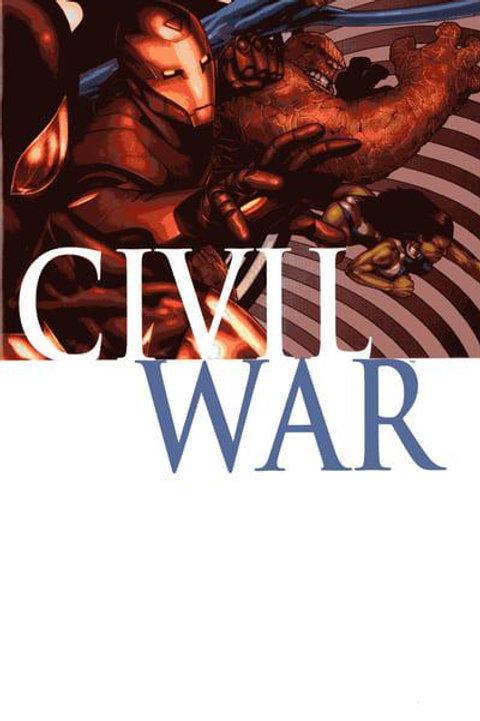 Civil War (Mark Millar & Steve McNiven)