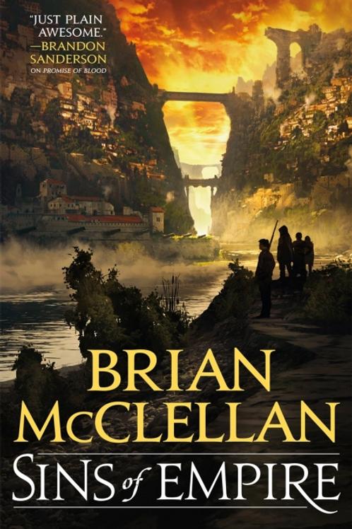 Sins of Empire (BRIAN MCCLELLAN)