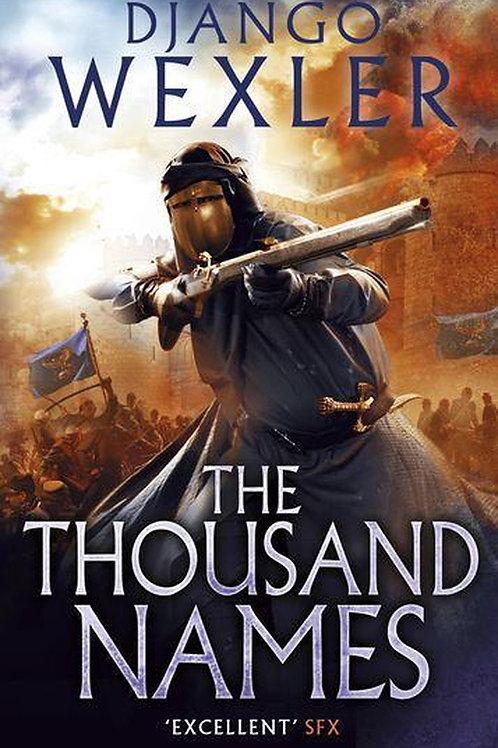 The Thousand Names (Django Wexler)