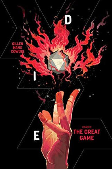 Die Vol3: The Great Game (Kieron Gillen & Stephanie Hans)