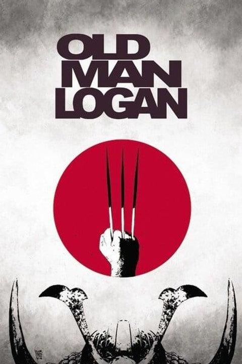Old Man LoganVol3: The Last Ronin (Jeff Lemire & Andrea Sorrentino)