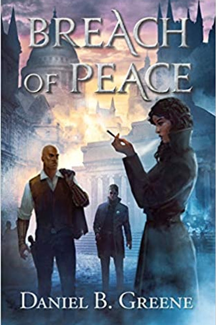 Breach of Peace (Daniel Greene)
