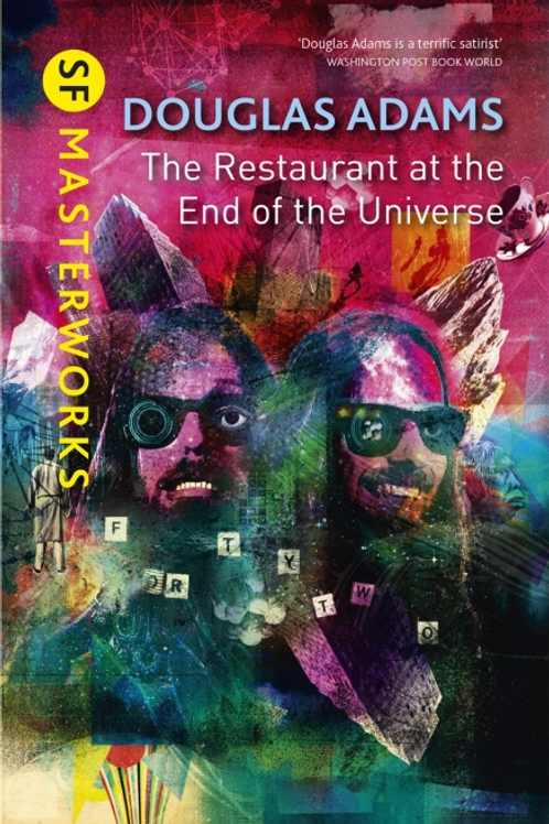The Restaurant At The End Of The Universe (DOUGLAS ADAMS)