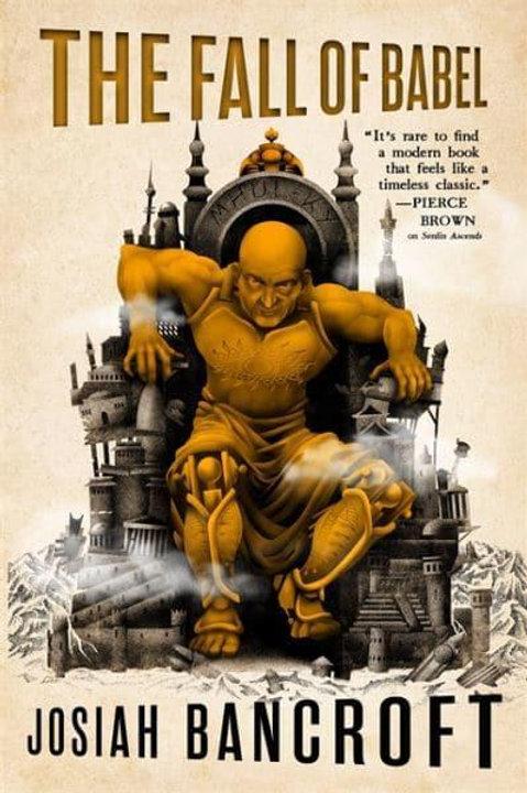The Fall of Babel (Josiah Bancroft)