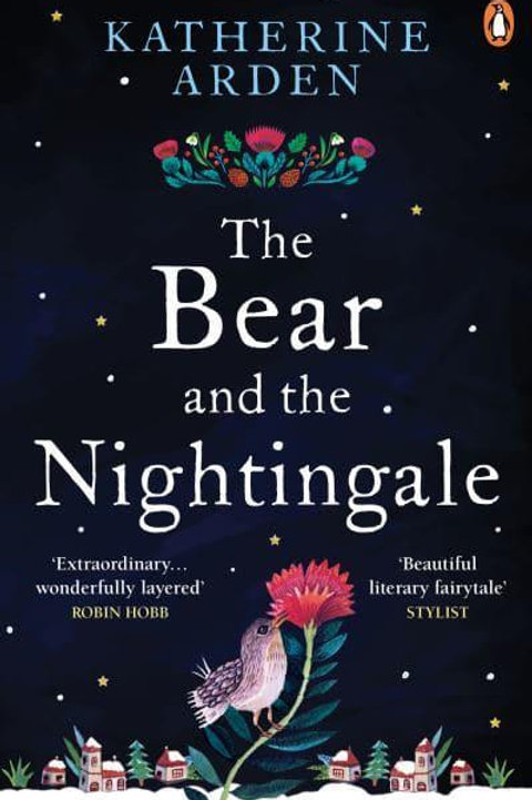 The Bear and the Nightingale (Katherine Arden)