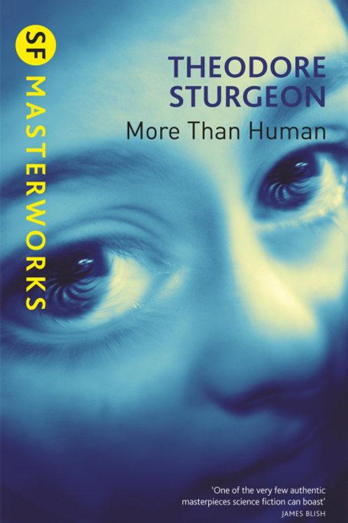More Than Human (THEODORE STURGEON)