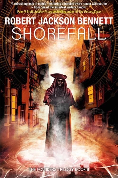 Shorefall (Robert Jackson Bennett)
