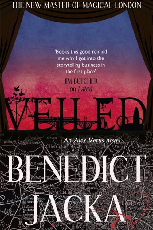 Veiled (Benedict Jacka)