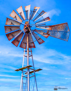 Uncle Sam's Windmill