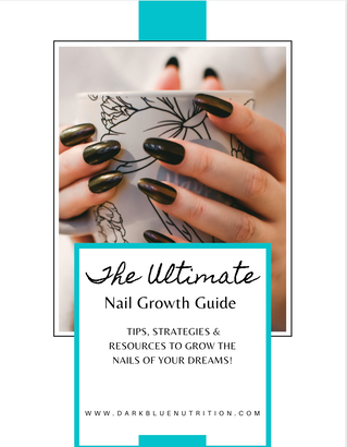 The ONLY (Free) Guide You Need to Grow Your Nails Long & Strong!
