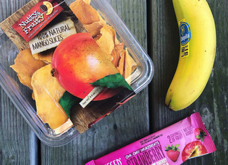 Pre-workout Snack Ideas