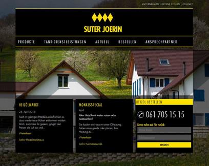 Kunden-Website