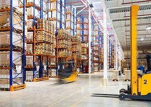 Contratos de TI Cenrais de Distribuição, Transportadoras e Logísticas