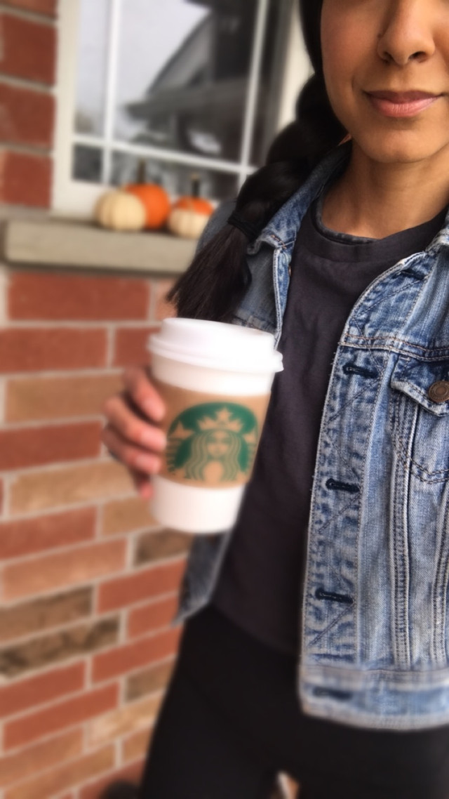 The Classic PSL,                                                                     But Dairy-Free