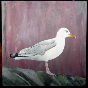 2011_French-Seagull_Acryl-auf-Leinwand_4