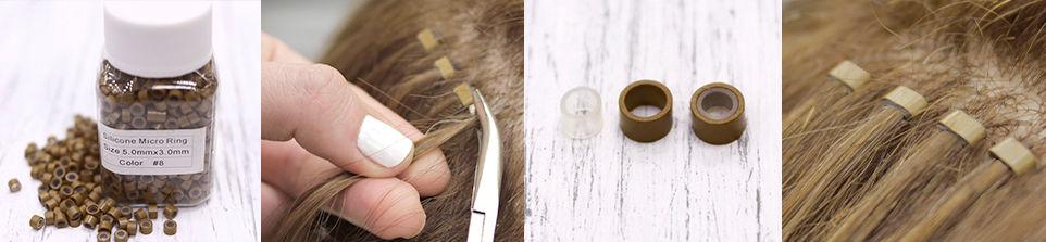Японское наращивание волос спб
