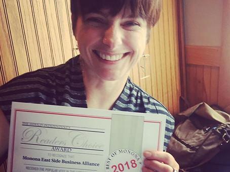 Kristie Schilling announces run for Monona City Council : election date 4/7/2020
