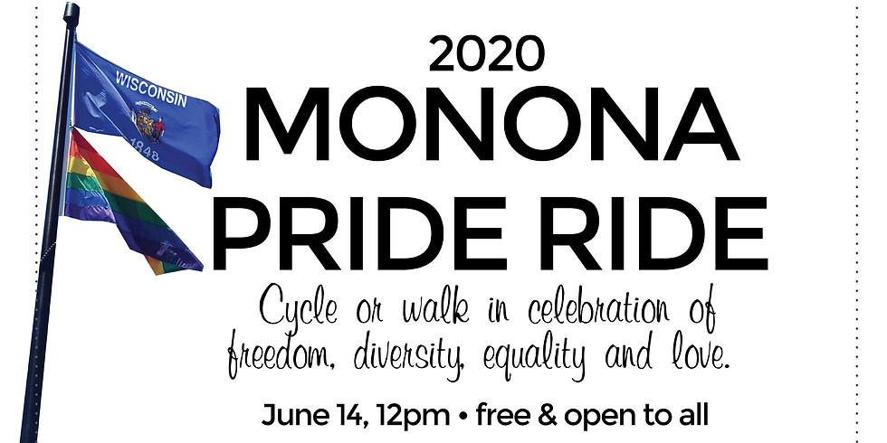 Monona Pride Ride!