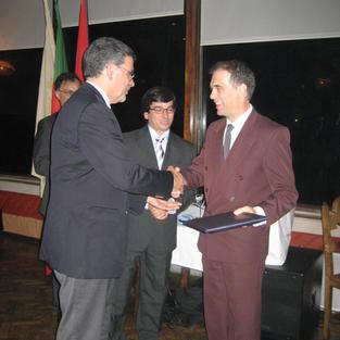 Rotarry award