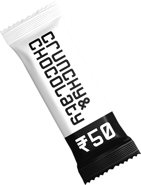 chocolate bar graphic design