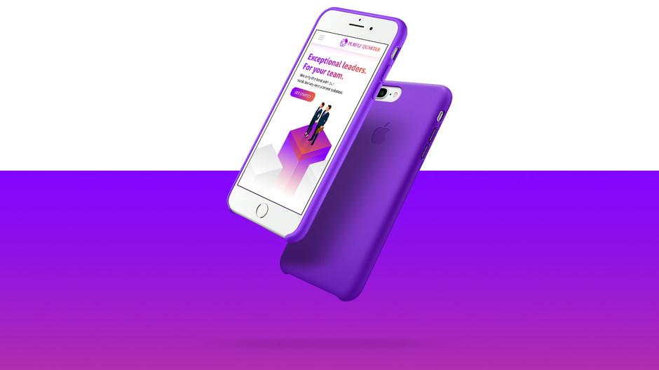 Purple Quarter →