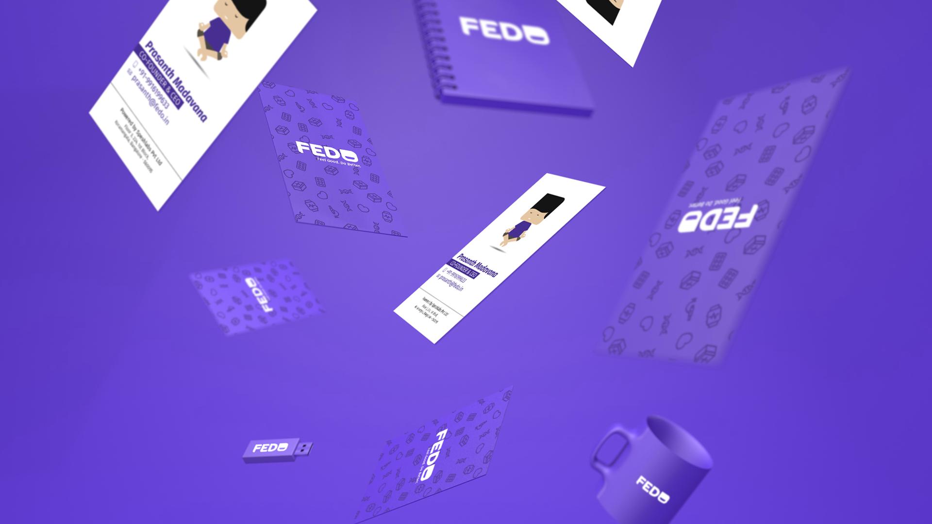 Identity Design for a Preventive Healthcare Startup →