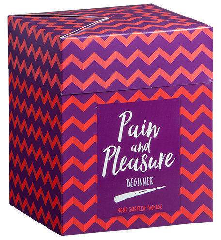 BOX PAIN AND PLEASURE