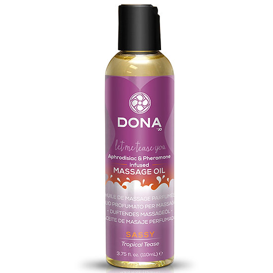 DONA HULE DE MASSAGE 110ml