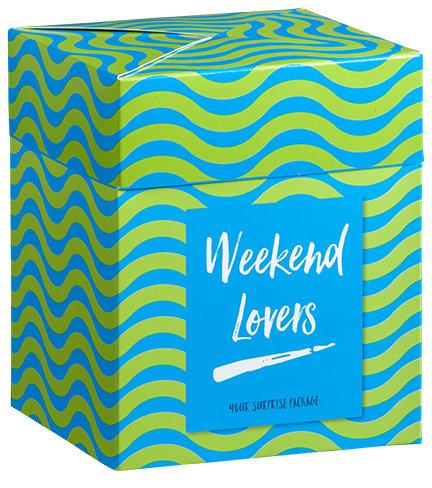 BOX WEEKEND LOVERS
