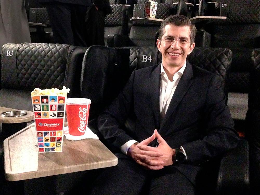 Inauguración de Cinemex Platino Querétaro