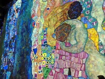 Luces, cámara, (arte, historia) acción… Una visión única de Klimt