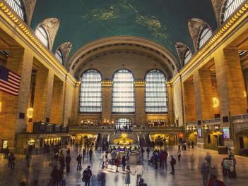 Las estaciones de tren más espectaculares del mundo