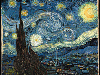 Algunos de los cuadros más famosos del mundo.