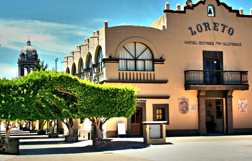 Loreto, Baja California Sur: Pueblo Mágico