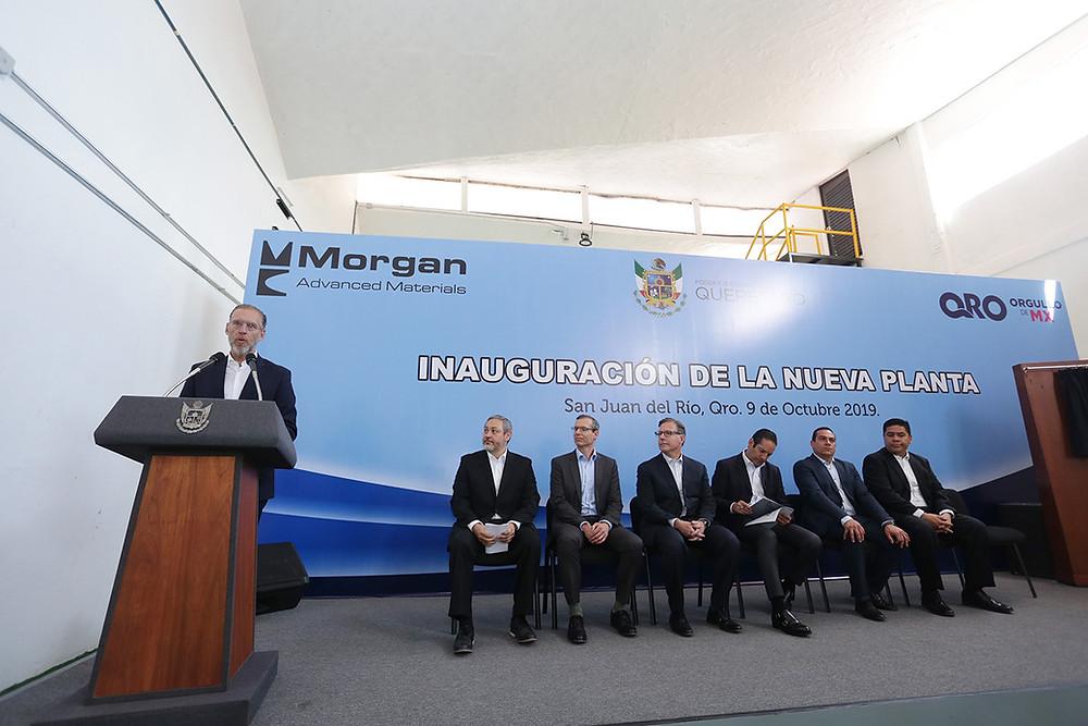 Nueva planta aeronáutica en San Juan del Río