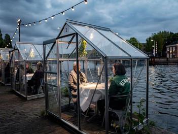 Así serán los restaurantes del futuro