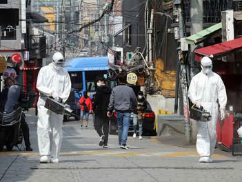 Nueva cepa de coronavirus en Corea del Sur es 6 veces más infecciosa