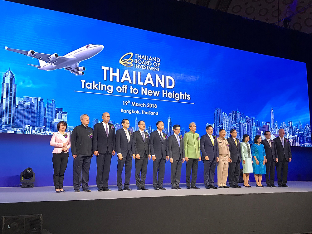 Thailand Taking off to New Heights Seminar
