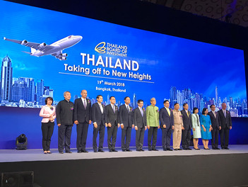Visión Empresarial Querétaro's invitation to Thailand