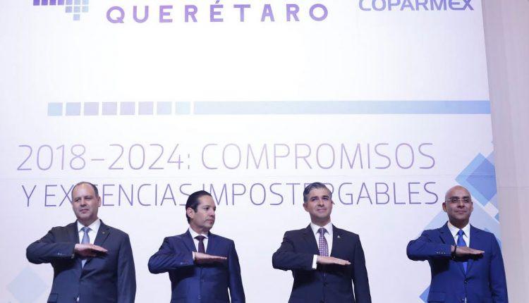 Encuentro Empresarial Coparmex 2017