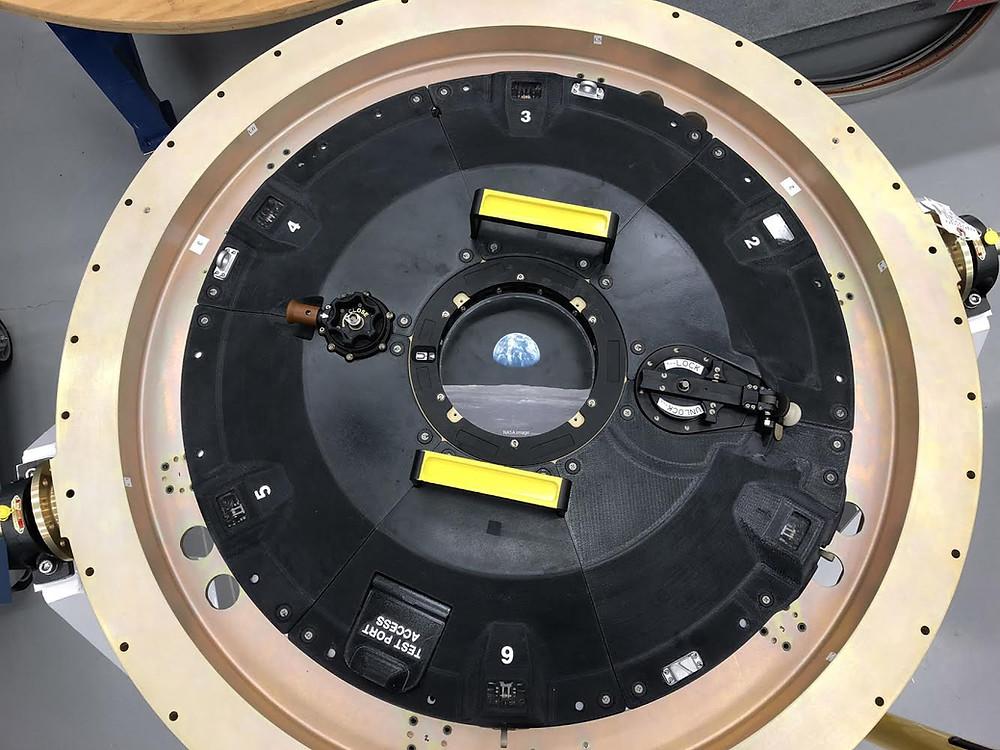 Escotilla de atraque de Orion