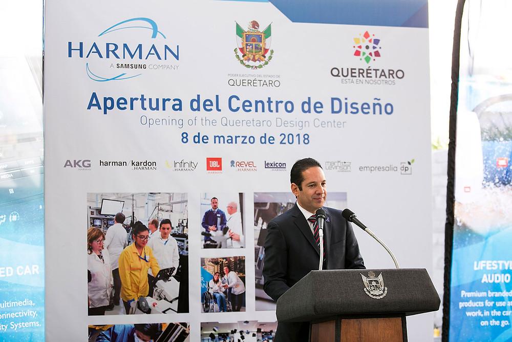 Harman Querétaro inaugura Centro de Diseño en Empresalia