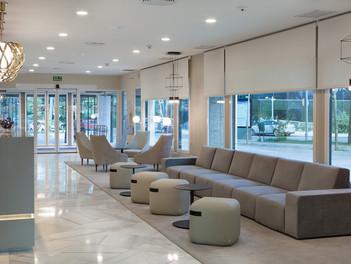 Esplendor y modernidad: NH Hotel Madrid Barajas Airport
