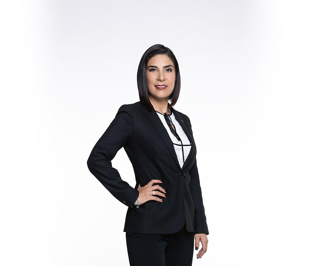 Mayra González, Nissan Mexicana