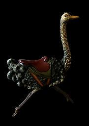Dentzel Ostrich