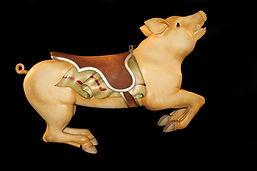Hershell Spillman Pig