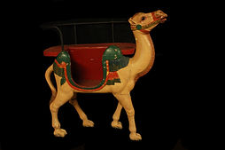 German Children's Ride Camel