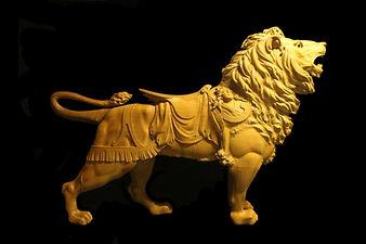 Dentzel Lion
