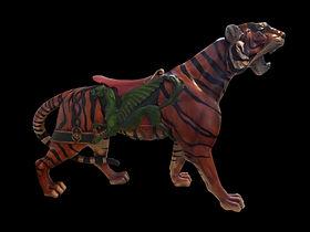 Dentzel Tiger