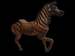 Dentzel Zebra